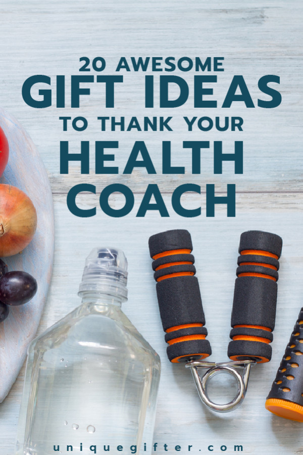 Unique Thank You Gift Ideas  20 Thank You Gifts for Health Coaches Unique Gifter