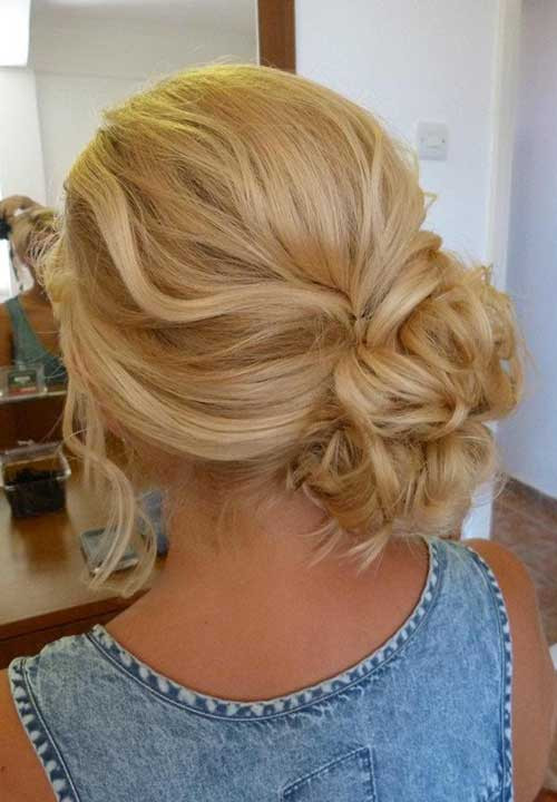 Updo Prom Hairstyles  40 New Updo Hairstyles for Prom