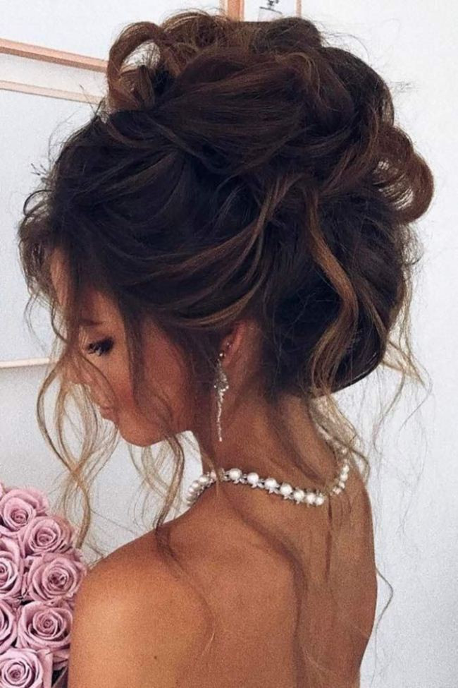 Updo Prom Hairstyles  Best 2017 Updo Hairstyles For Prom Night La s Show