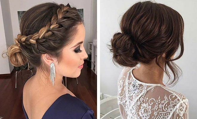 Updo Prom Hairstyles  31 Most Beautiful Updos for Prom