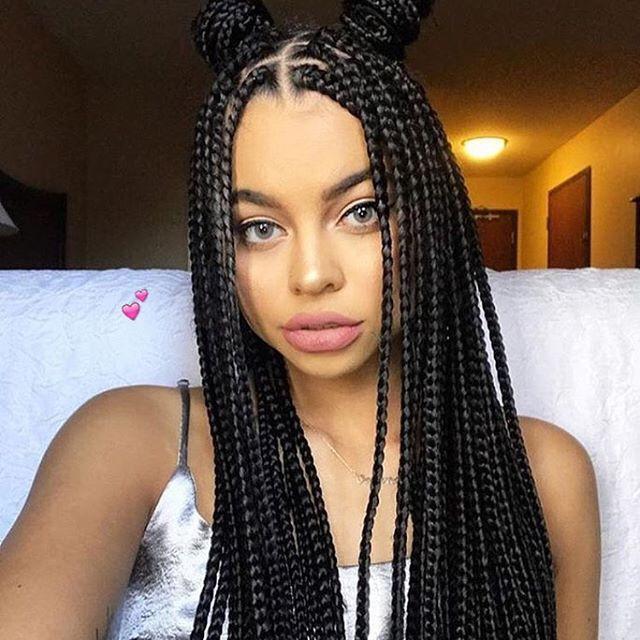Urban Braided Hairstyles  Best 25 Urban hairstyles ideas on Pinterest