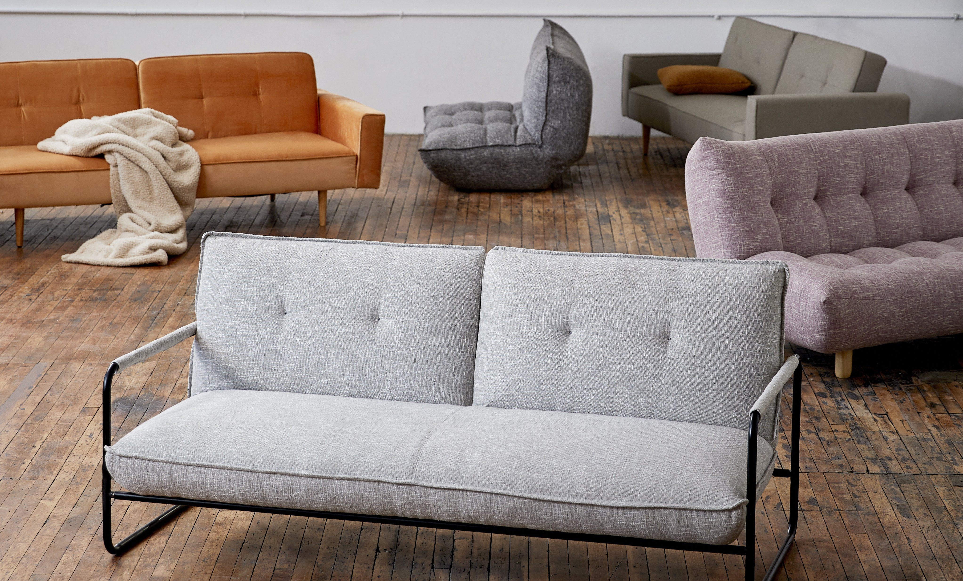 Best ideas about Urban Outfitters Sofa . Save or Pin 9 Inexpensive Couches All Under $600 from Urban Now.