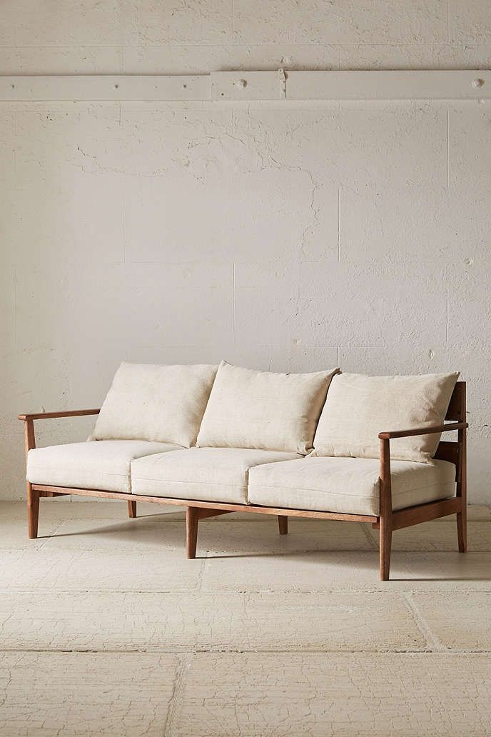 Best ideas about Urban Outfitters Sofa . Save or Pin Paxton Sofa Urban Outfitters Now.