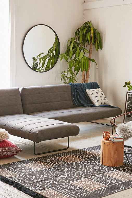 Best ideas about Urban Outfitters Sofa . Save or Pin Oliver Sleeper Sofa Urban Outfitters Now.