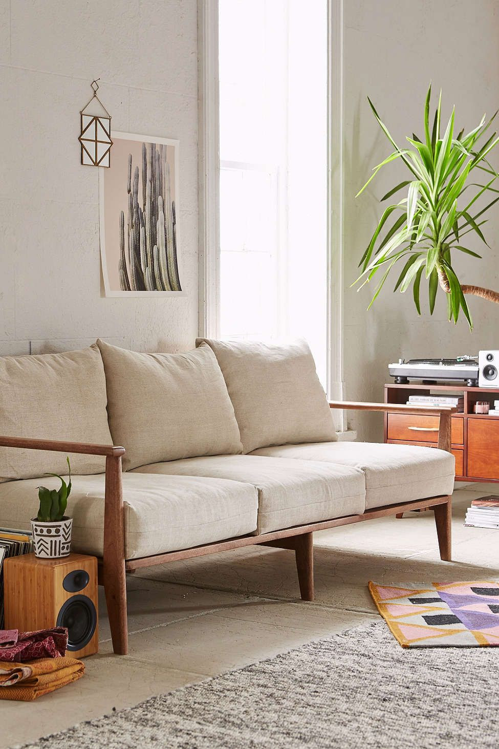 Best ideas about Urban Outfitters Sofa . Save or Pin Paxton Sofa Now.