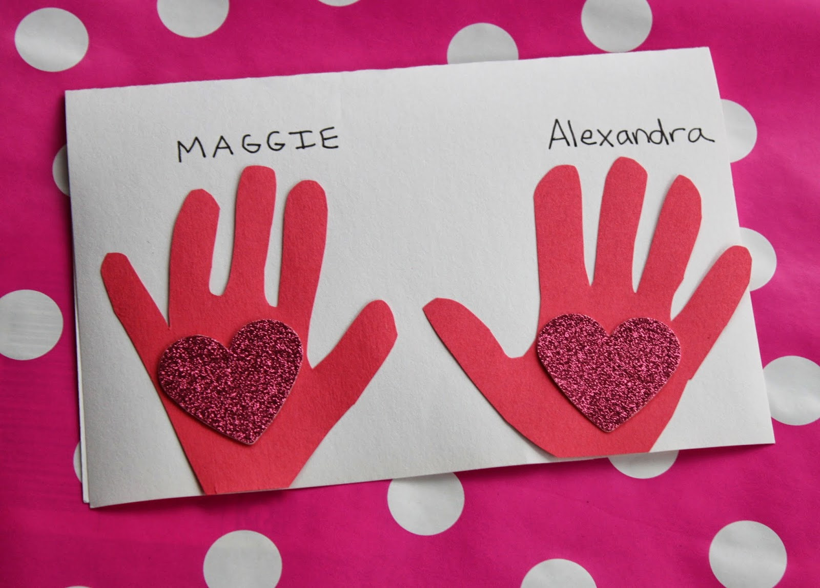 Valentine Card Ideas For Preschoolers  8 Valentine s Day Cards and Crafts for Kids The Chirping