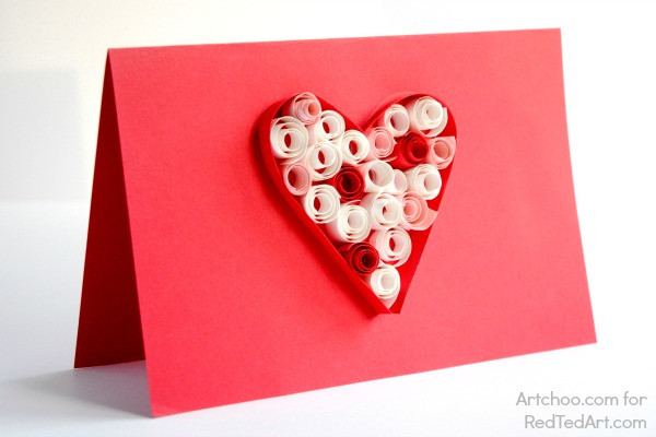 Valentine Card Ideas For Preschoolers  Simple Homemade Valentine s Day Cards Kids Can Make