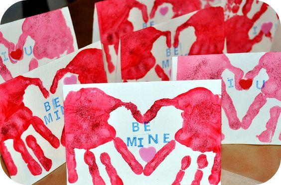 Valentine Card Ideas For Preschoolers  Tarjetas de San Valentn para Regalarle a Tu Novio DIYs