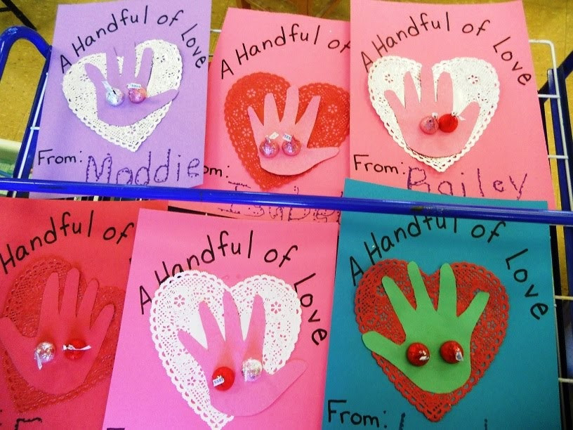 Valentine Card Ideas For Preschoolers  Preschool Playbook Prepping for Valentine s Day