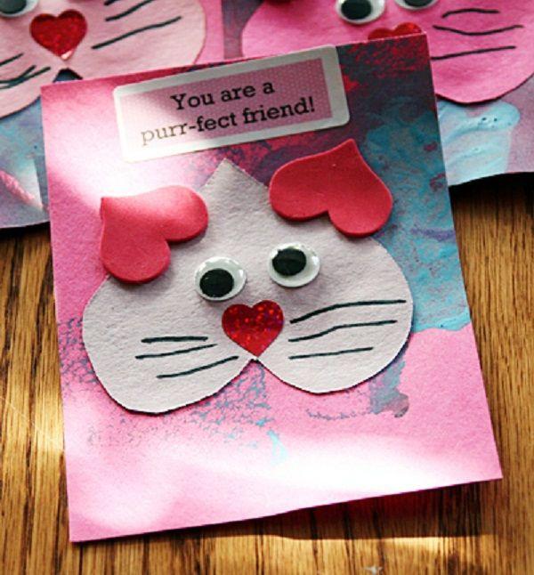 Valentine Card Ideas For Preschoolers  Valentine Crafts for Preschoolers Valentines