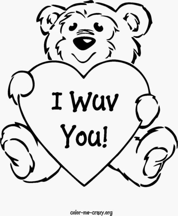 Valentine Coloring Pages For Boys  Coloring Pages Terrific Valentine Coloring Pages For Boys