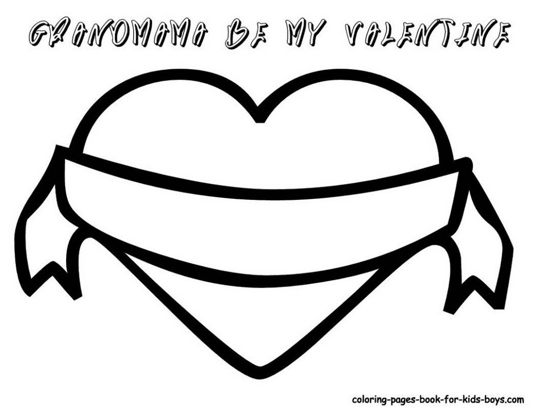 Valentine Coloring Pages For Boys  Valentines Day Coloring Pages Free Printable