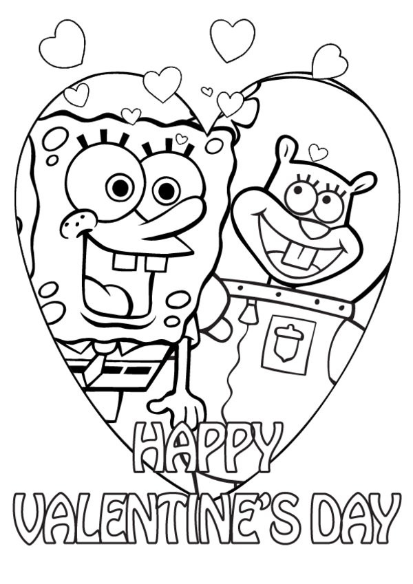 Valentine Coloring Pages For Boys  Valentine Coloring Pages For Boys – Quotes & Wishes for