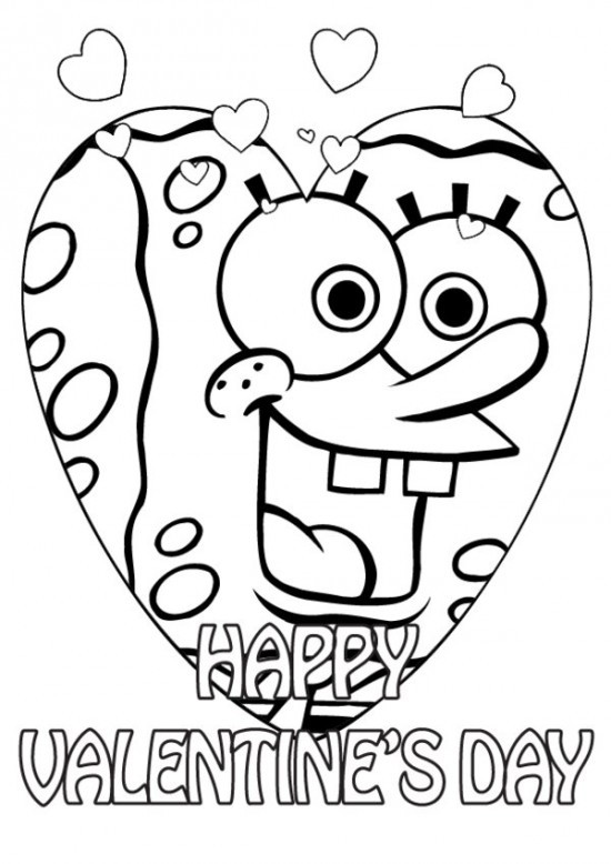 Valentine Coloring Pages For Boys  Valentine Coloring Pages Best Coloring Pages For Kids