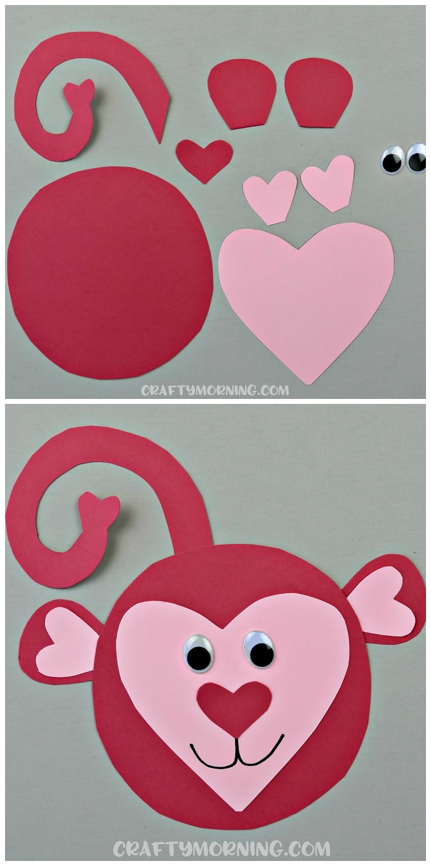 Valentine Craft Ideas For Preschoolers  Valentines Crafts For Boys