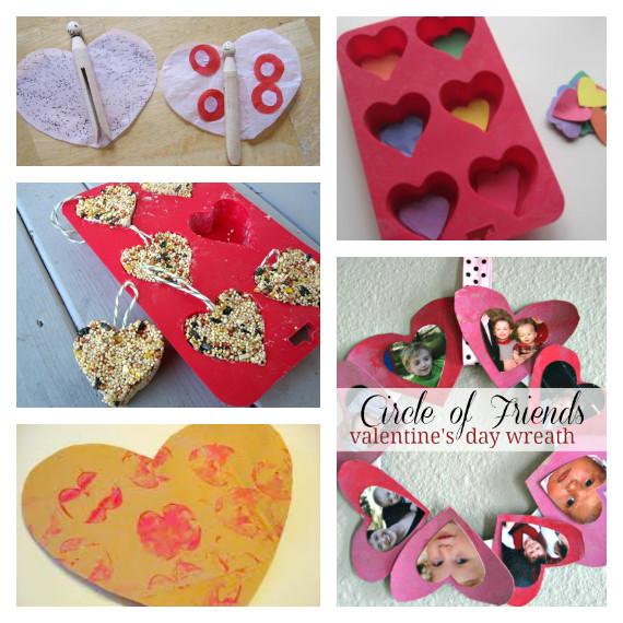 Valentine Craft Ideas For Preschoolers  Valentine s Day Activities For Preschool