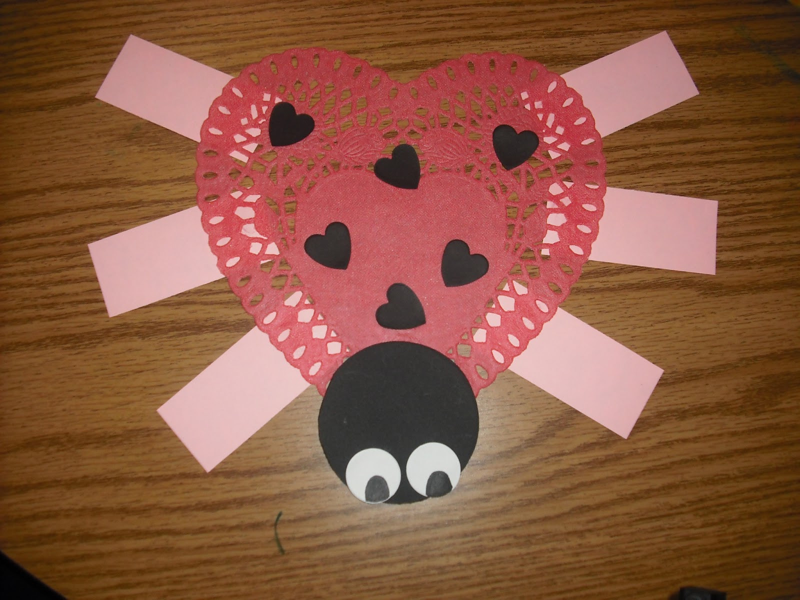 Valentine Craft Preschoolers  Sprinkles to Kindergarten Happy Valentine s Week