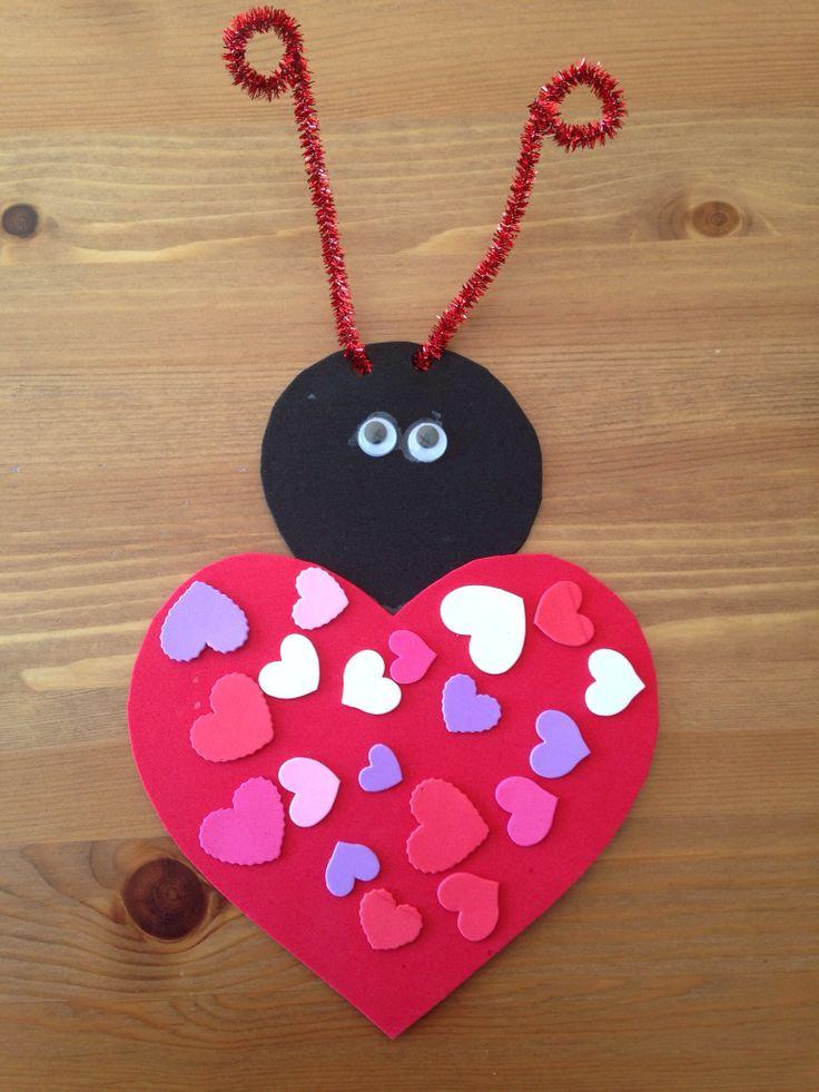 Valentine Craft Preschoolers  25 Valentine Craft Express You Love in a Unique Way Feed