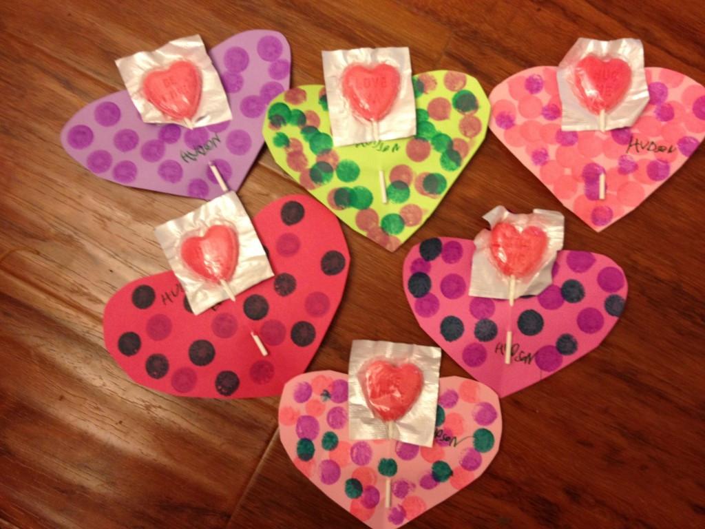 Valentine Craft Preschoolers  Easy Valentine s Day Craft Savvy Sassy Moms