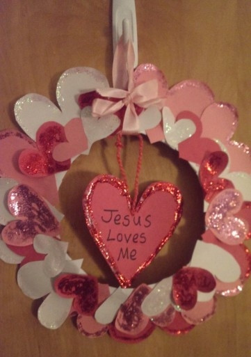 Best ideas about Valentine Crafts For Preschoolers Pinterest . Save or Pin Christian Valentine Crafts For Kids Now.
