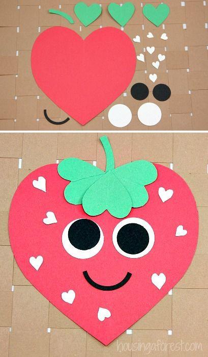 Best ideas about Valentine Crafts For Preschoolers Pinterest . Save or Pin Best 25 Preschool valentine crafts ideas on Pinterest Now.