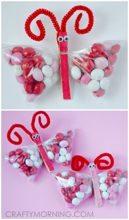 Best ideas about Valentine Crafts For Preschoolers Pinterest . Save or Pin Valentines Crafts Pinterest Now.