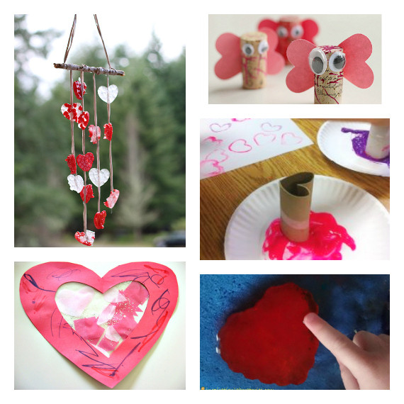 Best ideas about Valentine Crafts For Preschoolers To Make . Save or Pin Valentine s Day Activities For Preschool Now.