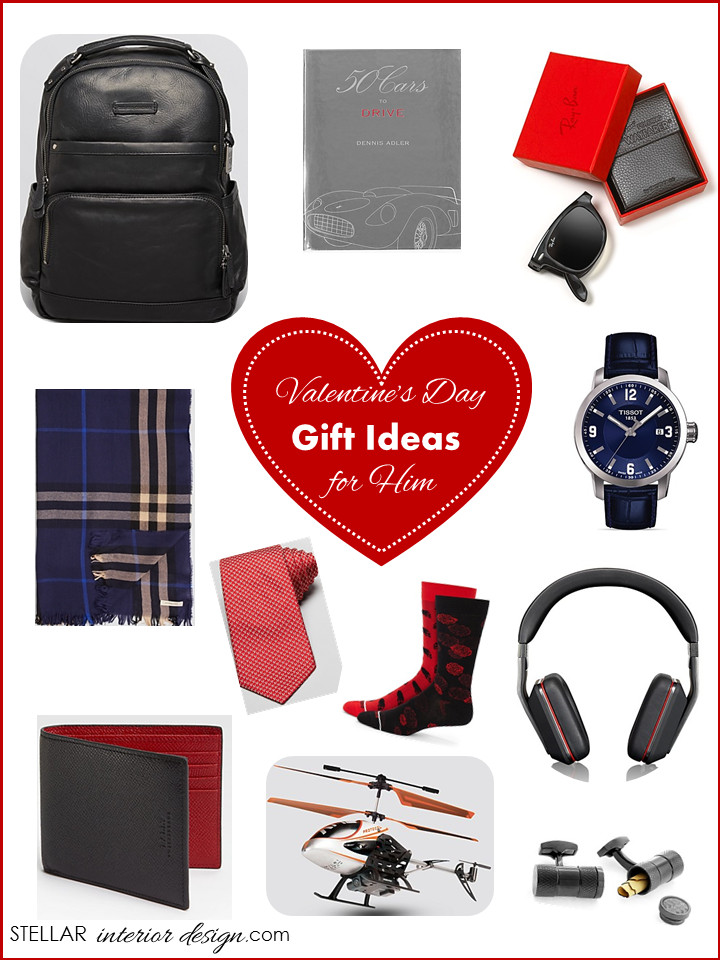 Valentine Day Gift Ideas For Him  Valentine s Day Ideas for Him Stellar Interior Design