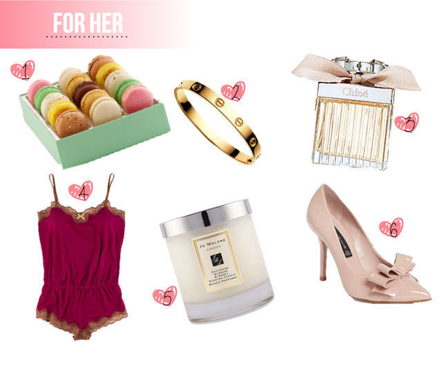 Valentine Day Gift Ideas For Wife  15 Cute Romantic Valentines Day Ideas for Her 2019