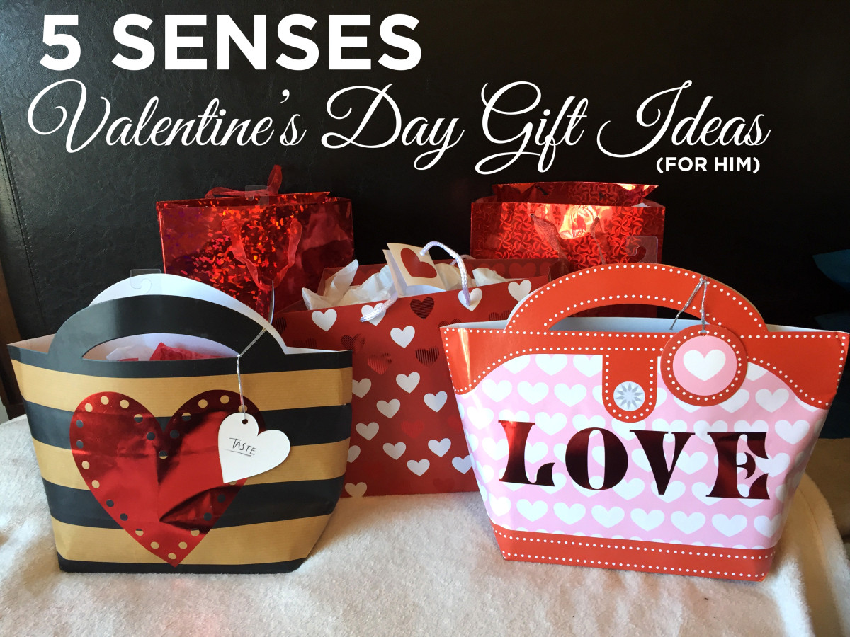 Valentine Day Gift Ideas Him  5 Senses Valentines Day Gift Idea for him – My Life in