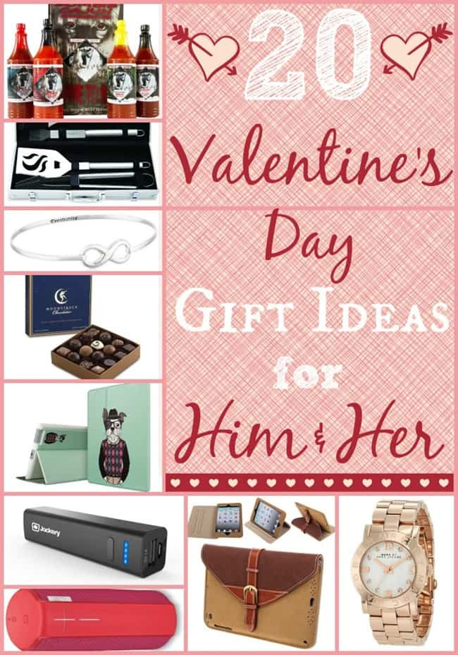 Valentine Day Gift Ideas Him  20 Valentines Day Gift Ideas for Him and Her