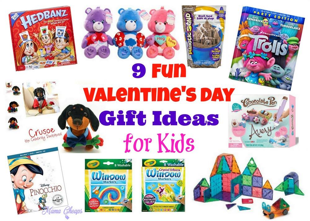 Valentine Gift Ideas For Kids  9 Fun Valentine s Day Gift Ideas for Kids