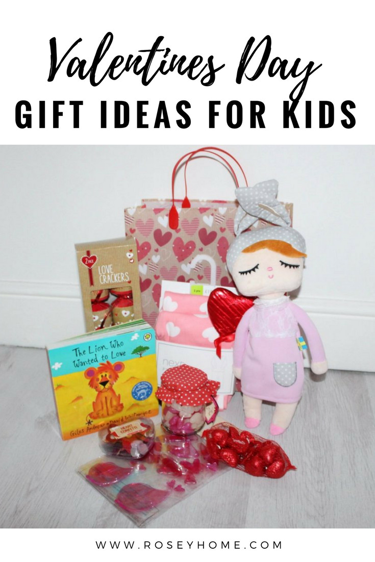 Valentine Gift Ideas For Kids  Valentines Day Gift Ideas for Kids Roseyhome