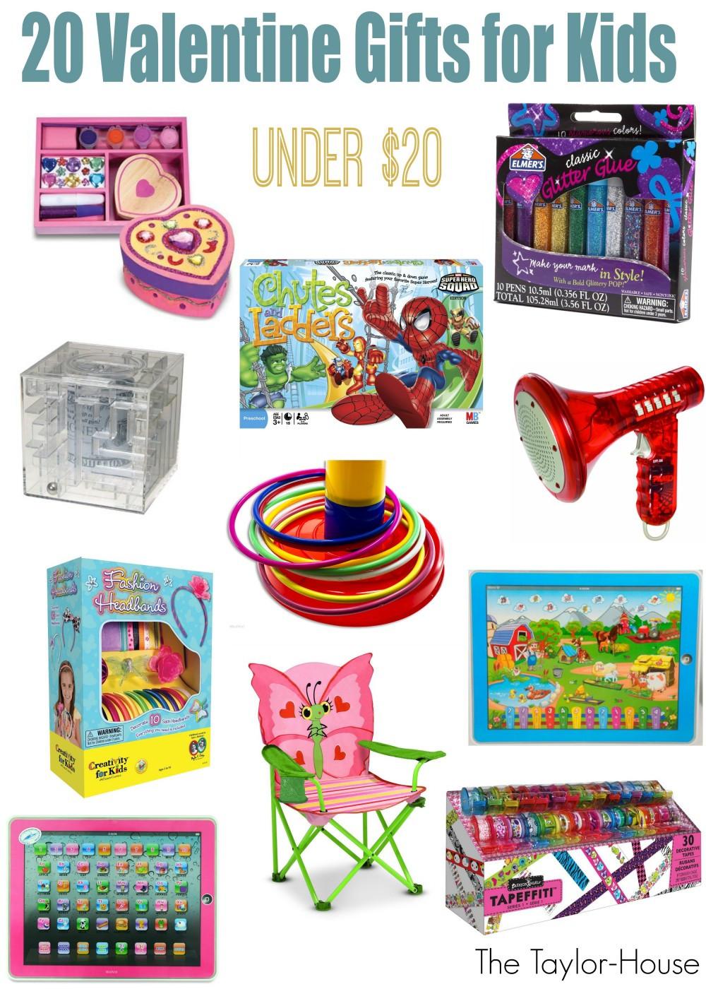 Valentine Gift Ideas For Kids  Valentine Gift Ideas for Kids