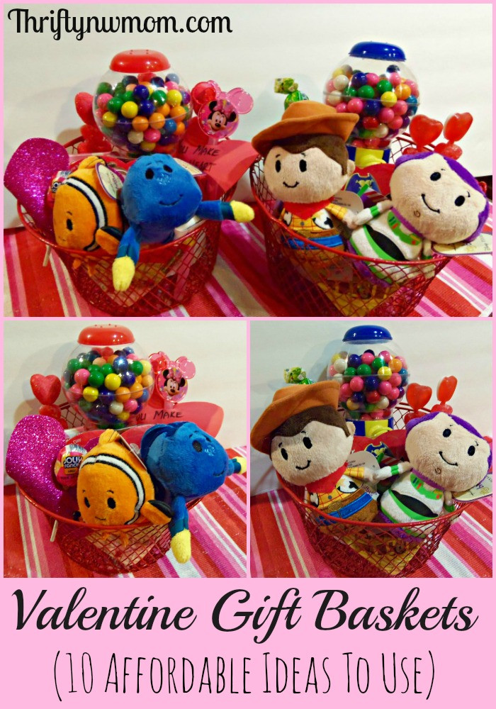 Valentine Gift Ideas For Kids  Valentine Day Gift Baskets 10 Affordable Ideas For Kids