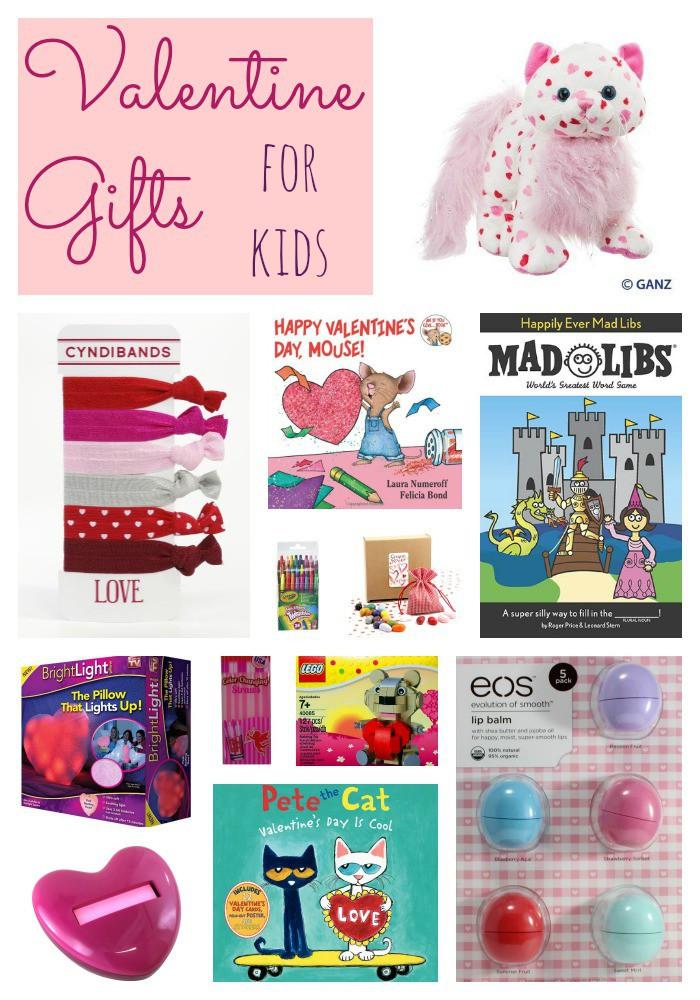 Valentine Gift Ideas For Kids  Valentines Scavenger Hunt for Kids & Fun Gift Ideas