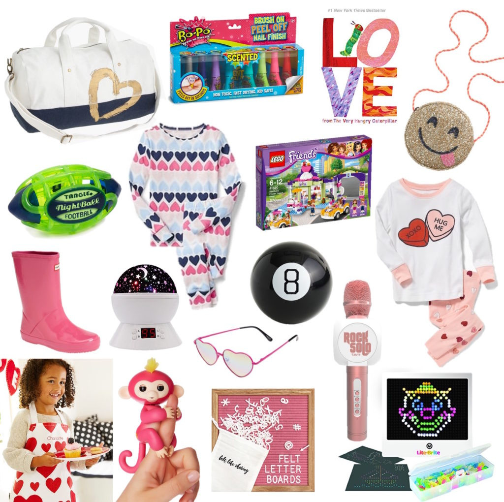 Valentine Gift Ideas For Kids  House of Hargrove A Country Couture Home