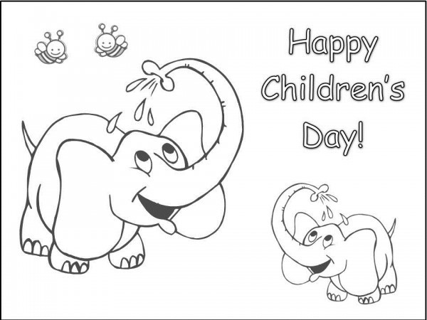 Valentine'S Day Coloring Pages For Kids  60 Imágenes con Dibujos del Da del niño para colorear