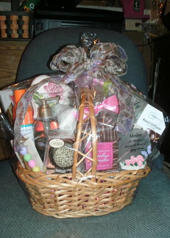 Best ideas about Valentine'S Day Gift Basket Ideas . Save or Pin Mother s Day Gift Basket Now.