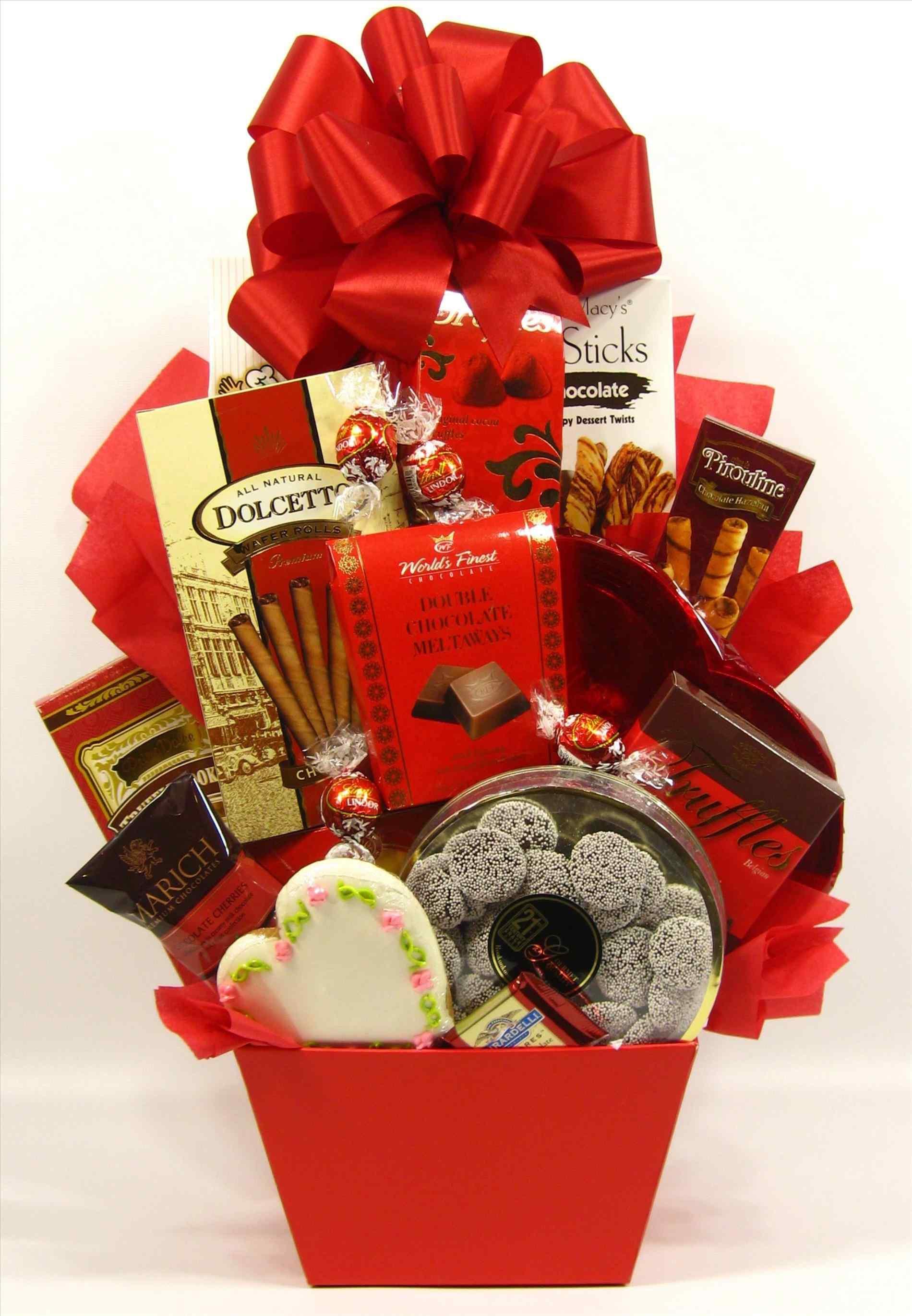 Best ideas about Valentine'S Day Gift Basket Ideas . Save or Pin Valentines Day Fruit Baskets Now.
