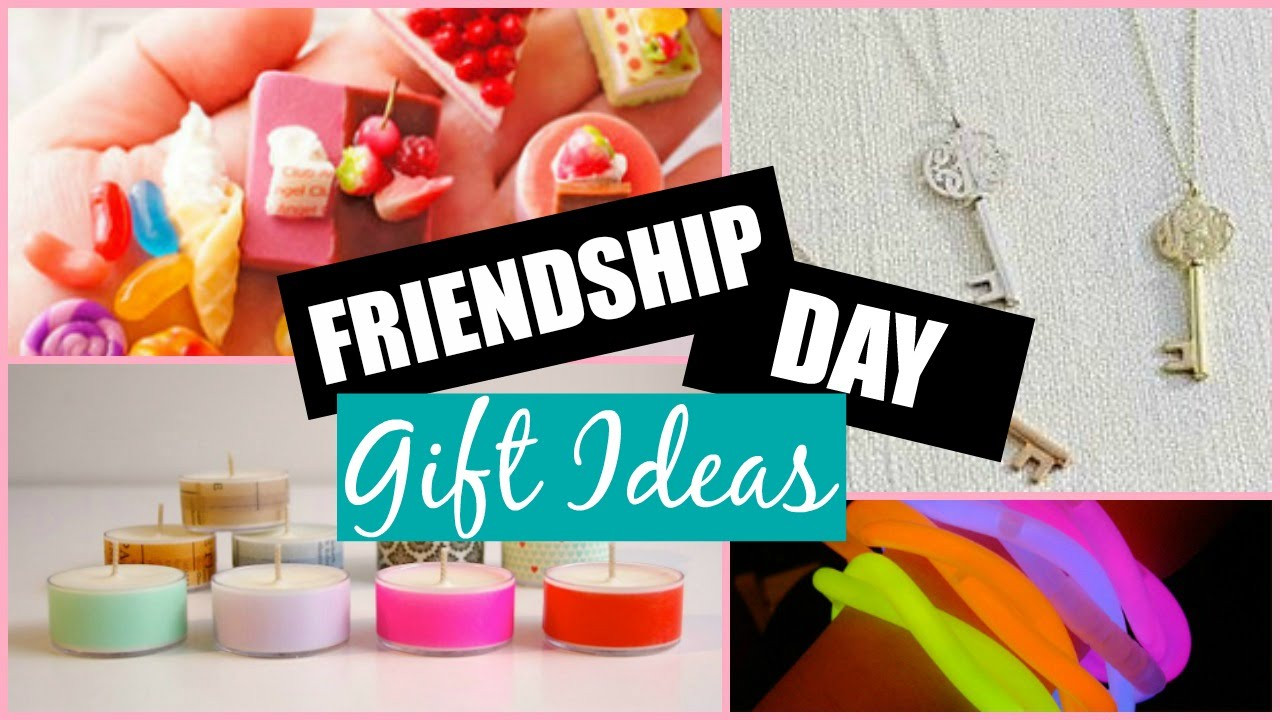 Valentine'S Day Gift Ideas For Friends  Last Minute Gifts DIY EASY FRIENDSHIP DAY GIFT IDEAS