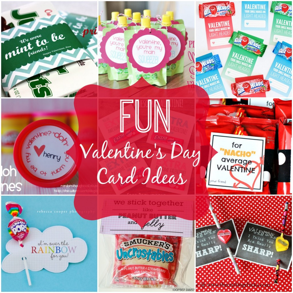 Valentine'S Day Gift Ideas For Friends  7 Best of Own Valentine s Day Cards Printable