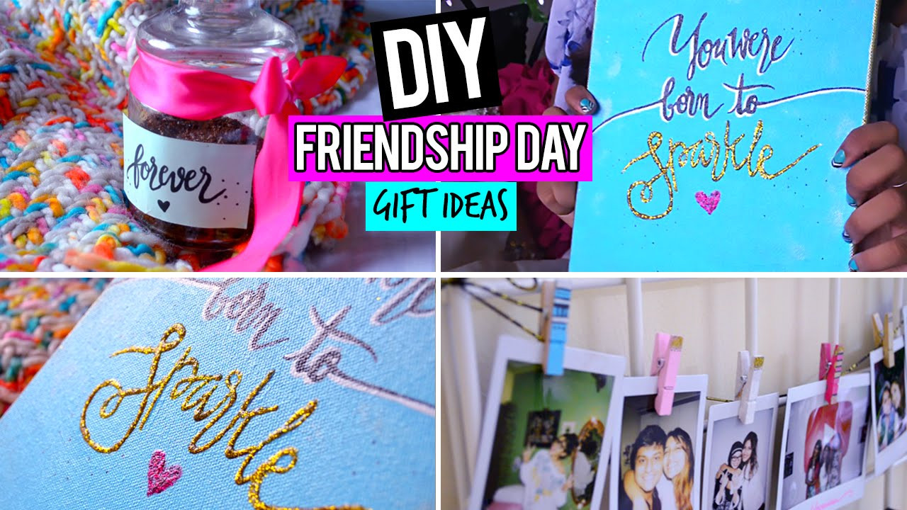 Valentine'S Day Gift Ideas For Friends  DIY EASY FRIENDSHIP DAY GIFT IDEAS
