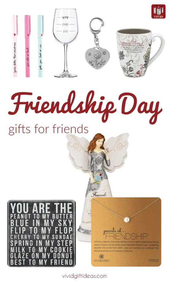 Valentine'S Day Gift Ideas For Friends  Best Friendship Day Gifts for Friends Vivid s