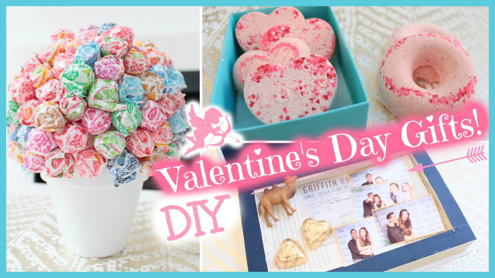Valentine'S Day Gift Ideas For Friends  DIY Valentine s Day Gift Ideas 2015 Everything 4 Christmas