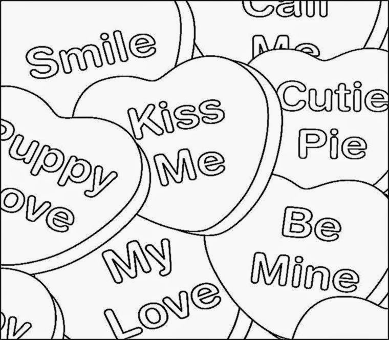Best ideas about Valentines Coloring Sheets For Girls . Save or Pin Printable Drug Free Coloring Pages Coloring Home Now.