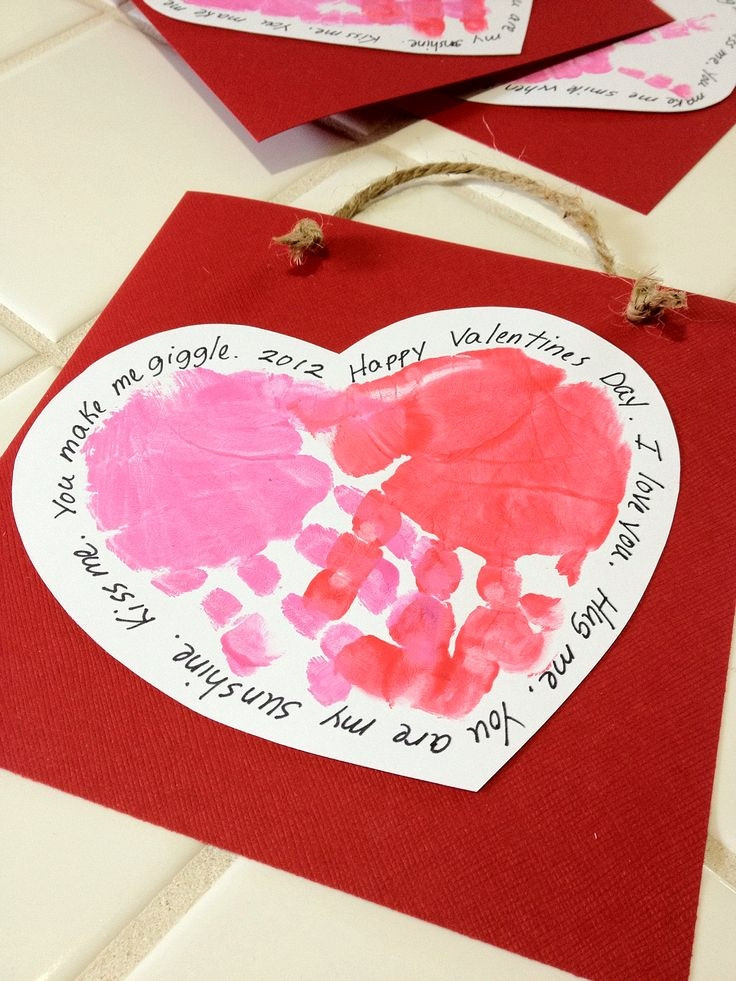 Best ideas about Valentines Craft Ideas For Preschoolers . Save or Pin Valentine Arts And Crafts For Preschoolers Kids Now.