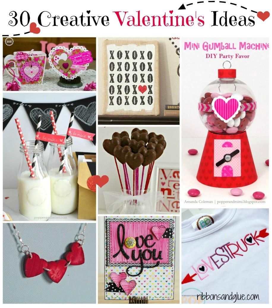 Valentines Creative Gift Ideas  30 Creative Valentine s Ideas