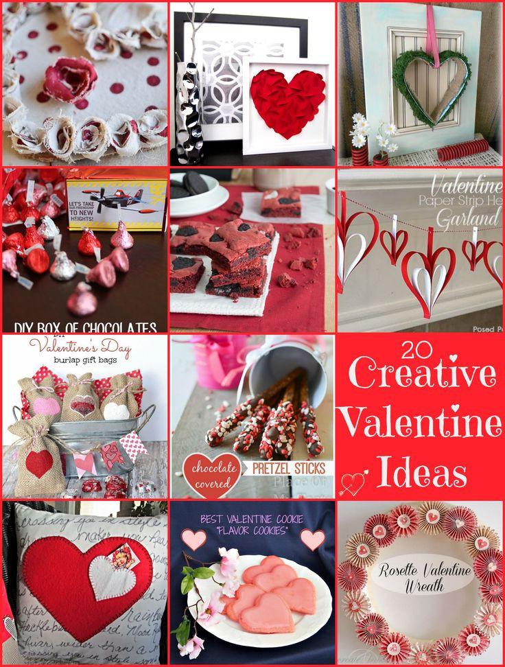 Valentines Creative Gift Ideas  Best 25 Creative valentines day ideas ideas on Pinterest