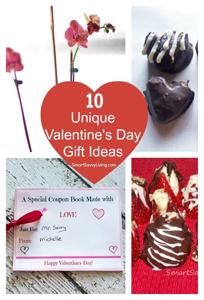Valentines Creative Gift Ideas  10 Unique Valentine s Day Gift Ideas